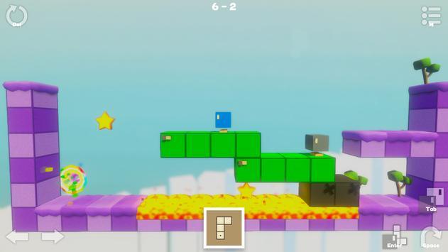 TETRA's Escape - BLOCK PUZZLE GAME screenshot 4