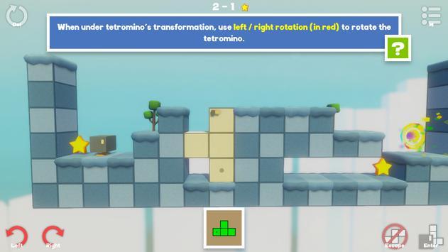 TETRA's Escape - BLOCK PUZZLE GAME screenshot 8