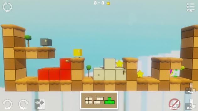 TETRA's Escape - BLOCK PUZZLE GAME screenshot 2
