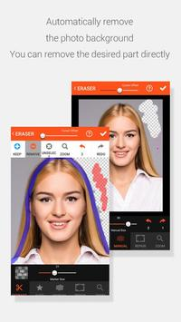 EZ Passport photo , ID photo maker, beauty poster