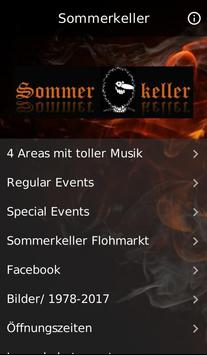 Sommerkeller poster