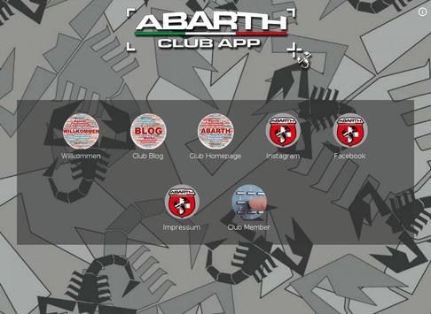 ABARTH - CLUB screenshot 3