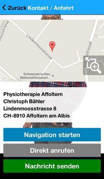 Sportphysio I Personaltraining screenshot 1