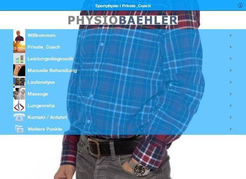 Sportphysio I Personaltraining screenshot 4