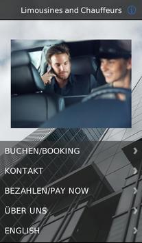 Limousinenservice München poster