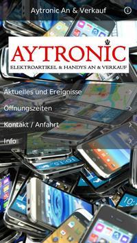 Aytronic An und Verkauf poster