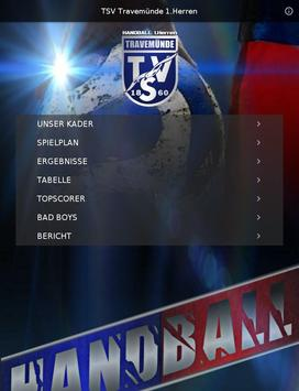 TSV Travemünde HB-1.Herren screenshot 2