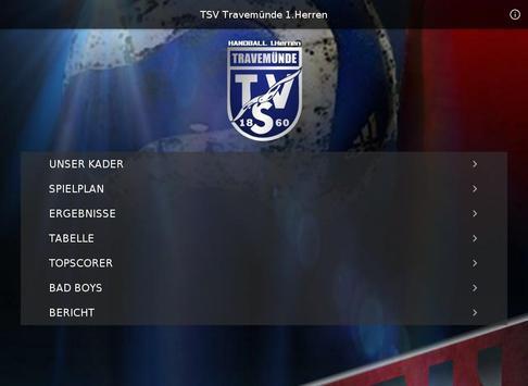 TSV Travemünde HB-1.Herren screenshot 3