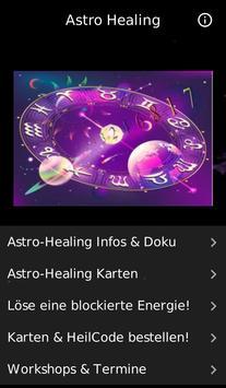 Astro-Healing poster