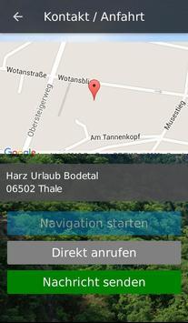 Harz Urlaub Bodetal screenshot 1