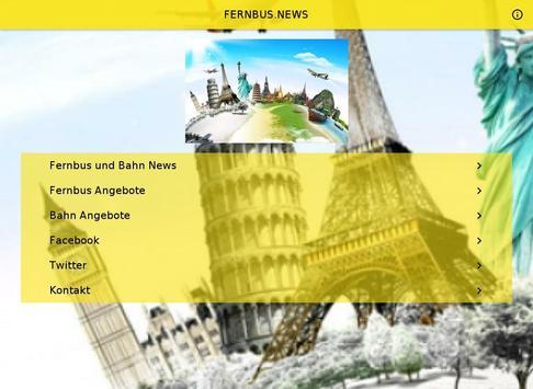 Fernbus.News apk screenshot
