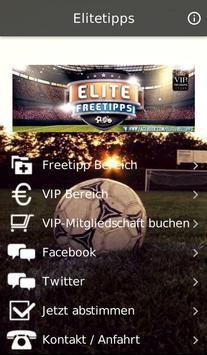 Elite Tipps poster