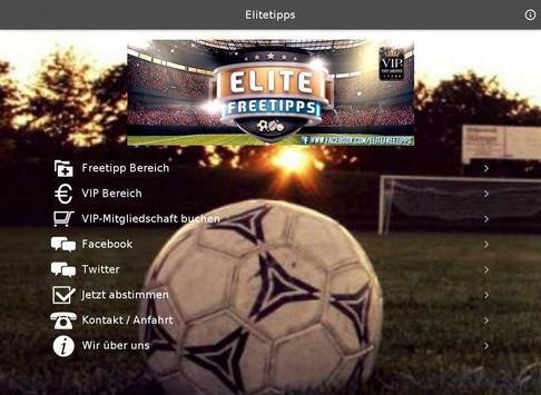 Elite Tipps apk screenshot