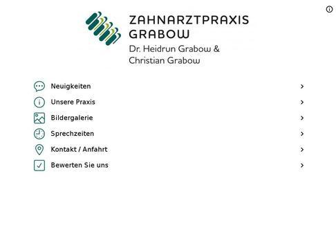 Zahnarztpraxis Grabow screenshot 4