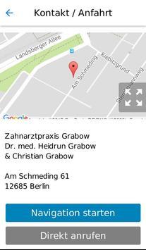 Zahnarztpraxis Grabow screenshot 1