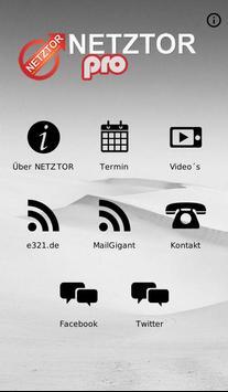 Online-Marketing poster