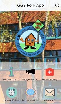 GGS Poller Hauptstraße poster
