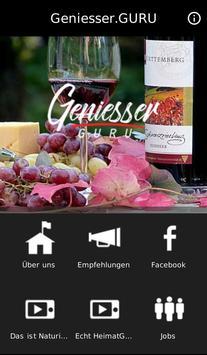 Geniesser.GURU poster