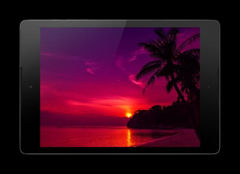 Beach Live Wallpaper Pro apk screenshot
