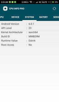 CPU INFO PRO screenshot 2
