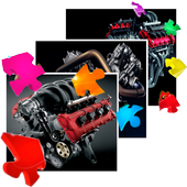 Engine HD Live Collection icon