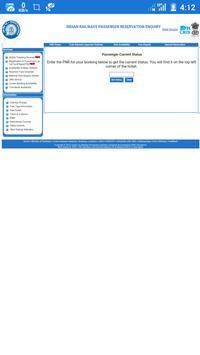 Indian Railways Guide apk screenshot