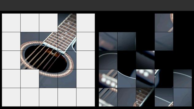 Guitar Live Puzzle apk screenshot
