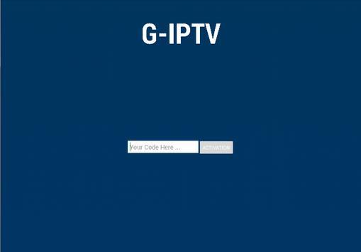 G-IPTV poster
