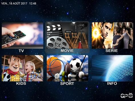 Global IPTV apk screenshot