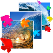 Wave Collection Puzzle icon