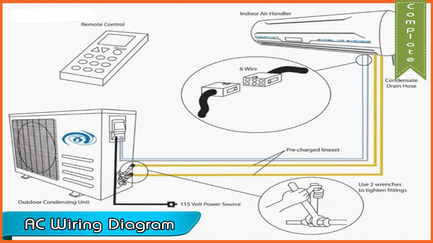 Ac Wiring Diagram For Android Apk Download Outside A C Condenser Unit Screenshot 7