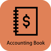 Accounting info book icon