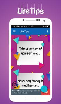 Daily Life Hacks screenshot 1
