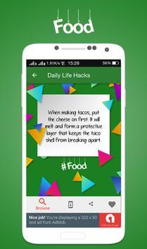 Daily Life Hacks screenshot 3