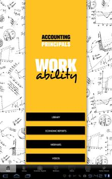 Workability poster
