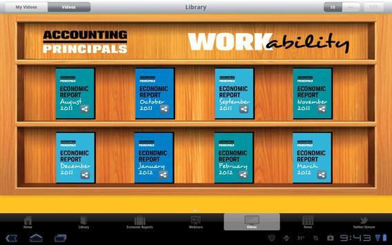 Workability apk screenshot