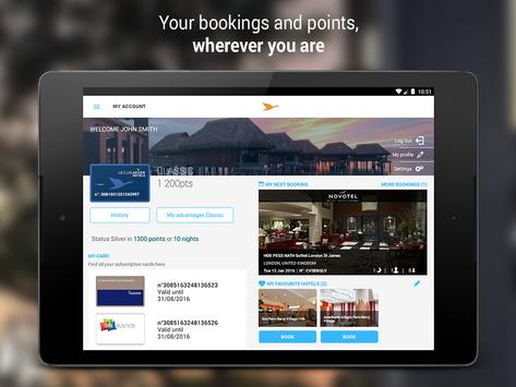 AccorHotels screenshot 11