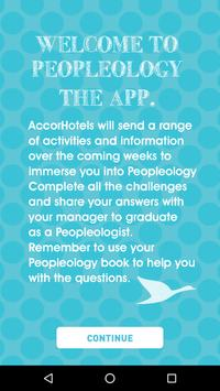 Peopleology by AccorHotels poster