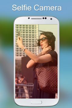 Selfie Camera + Photo Editor poster
