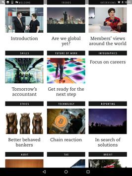 Accountancy Futures magazine apk screenshot