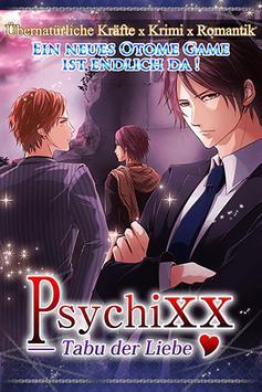 PsychiXX -Tabu der Liebe - (Otome spiel) poster