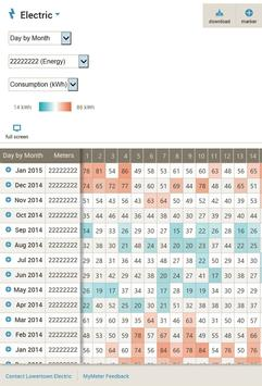 MyMeter screenshot 3