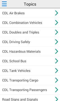 Pennsylvania CDL Test Prep apk screenshot