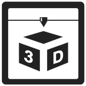 think3D icon