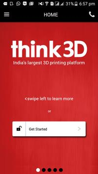 think3D poster