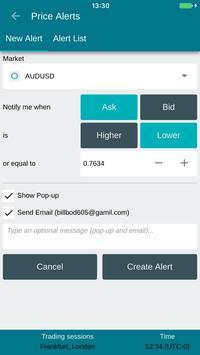 Accendo Trader apk screenshot