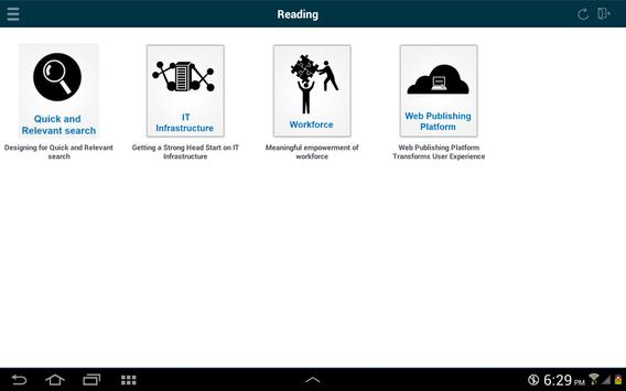Accenture Visit Guide for IS apk screenshot