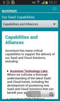 Accenture SaaS Capabilities apk screenshot