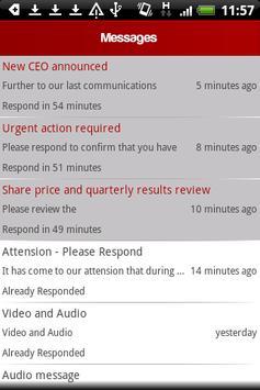Accenture Secure Messenger apk screenshot