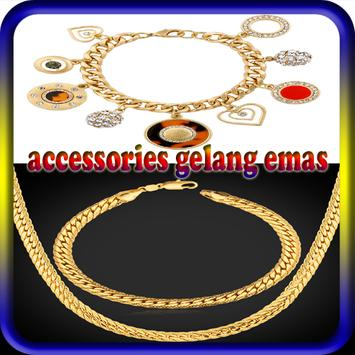 accessories gelang emas screenshot 4